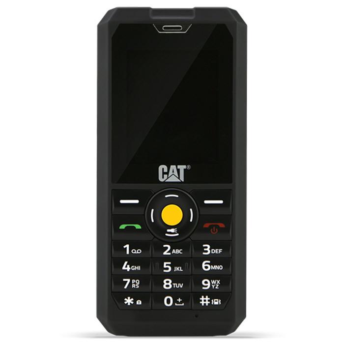 Телефон защищенный Caterpillar CAT B30 Black