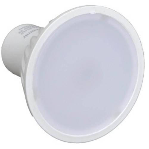 Светодиодная LED лампа ECOMIR MR16 GU10 4W 220V 43378 желтый свет, матовая
