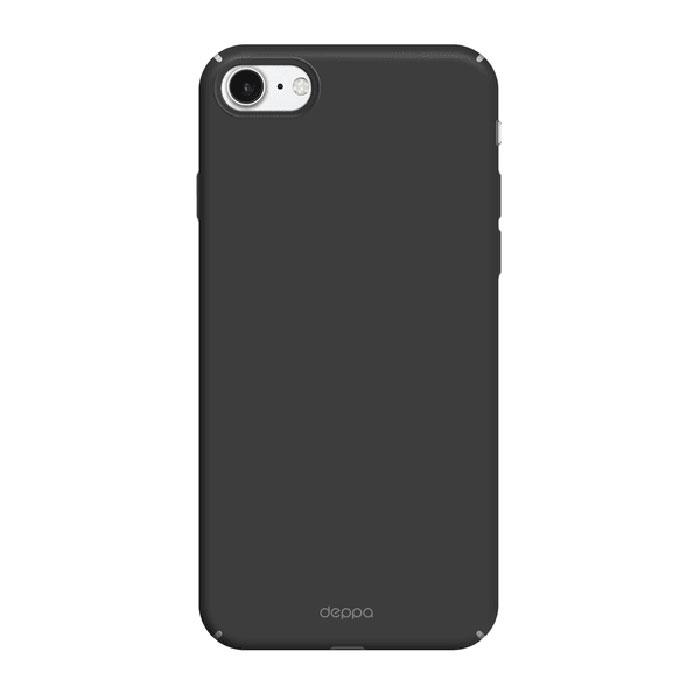 Чехол Deppa Air Case с пленкой для iPhone 7 черный