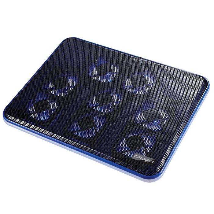 Система охлаждения ноутбука Crown ( CMLC-206T ) black