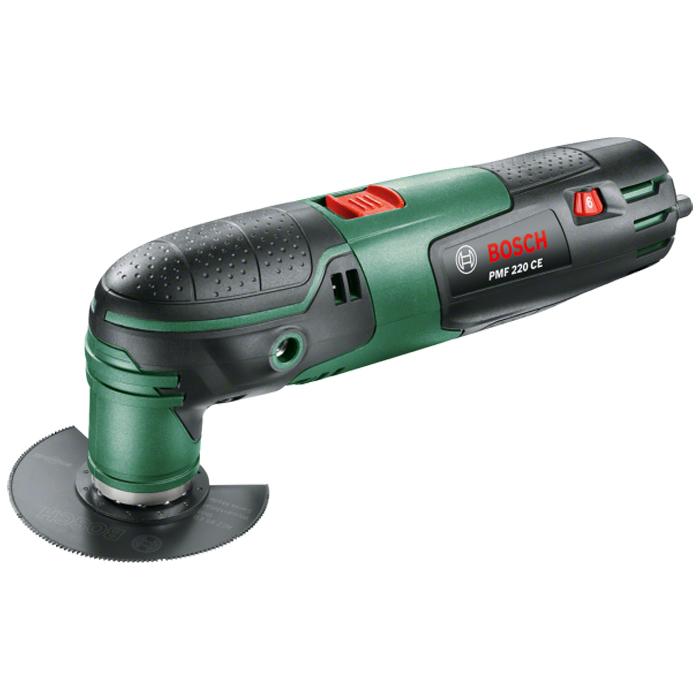 Многофункциональный инструмент Bosch PMF 220 CE 0603102020