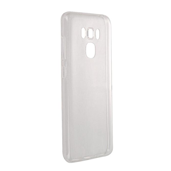 Чехол skinBOX slim silicone для Asus ZenFone 3 Max ZC553KL прозрачный