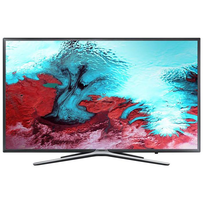 Телевизор ЖК 55″ Samsung UE55K5500BUX черный