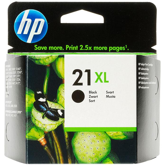 Картридж HP C9351CE №21XL Black