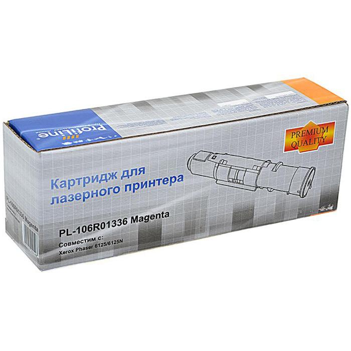 Картридж ProfiLine PL-106R01336 Magenta