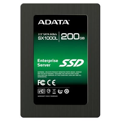 Накопитель 2.5″ SSD SATA3 200Гб A-Data SX1000L ( ASX1000LS3-200GM-C )