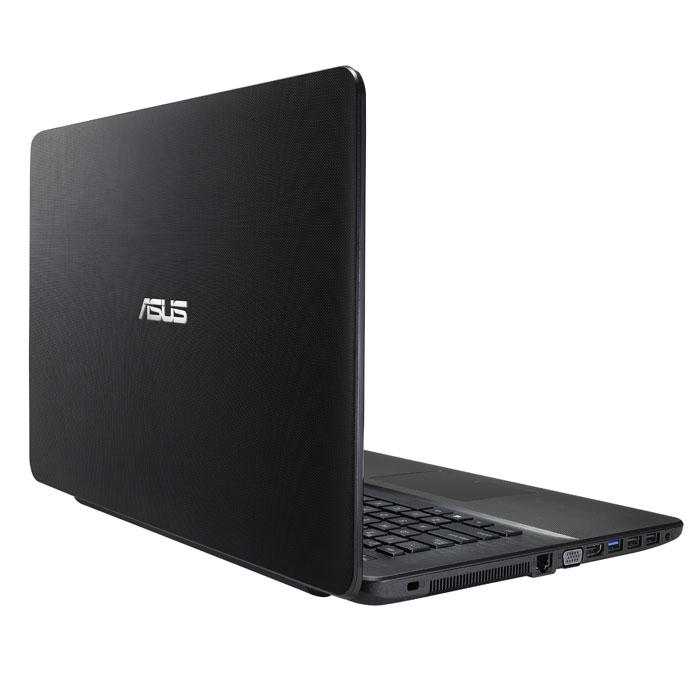 Ноутбук 17.3″ Asus X751SA intel N3710/4Gb/500Gb/17.3″ HD+/DVD/Win10 черный ( 90NB07M1-M03120 )