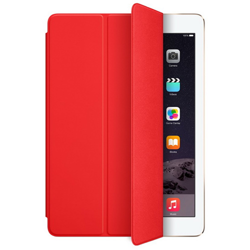 Чехол для iPad 9.7/Air/Air 2 Apple Smart Cover Red MGTP2ZM/A