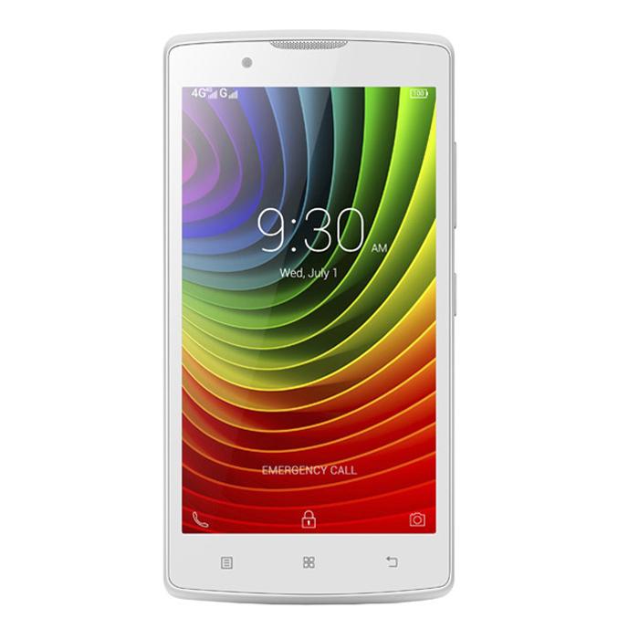 Смартфон Lenovo A2010 Dual Sim белый