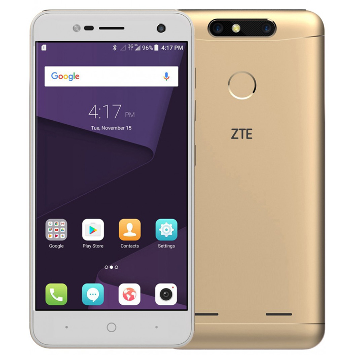 Смартфон ZTE Blade V8 mini 32Gb Gold