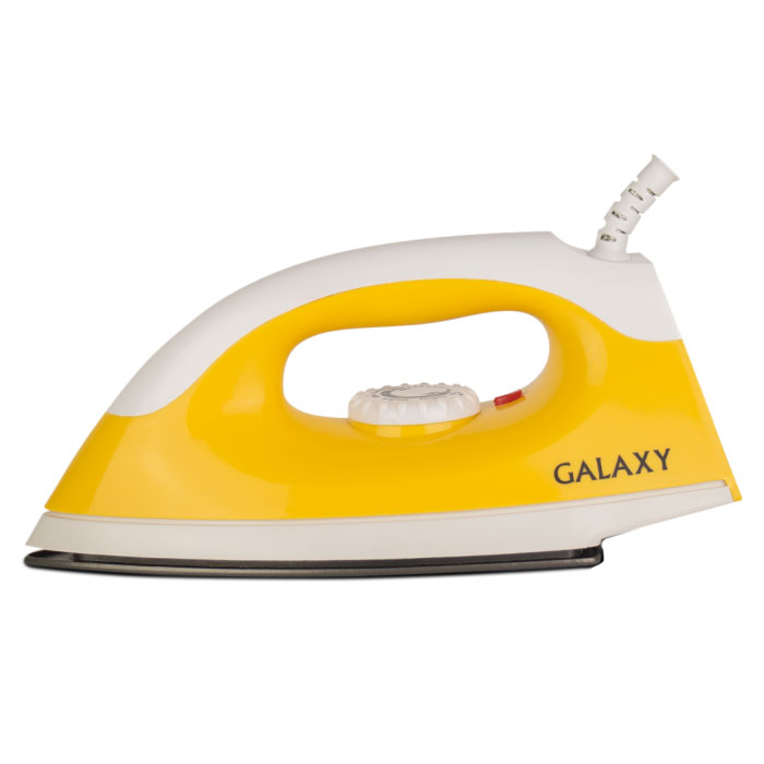 Утюг Galaxy GL 6126 желтый
