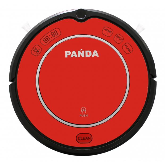 Пылесос Panda X600 Pet Series (красный)