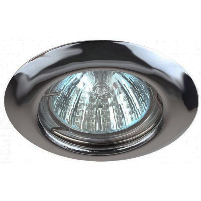 Светильник ЭРА C0043804 ST3 CH MR16 12V/220V 50W хром