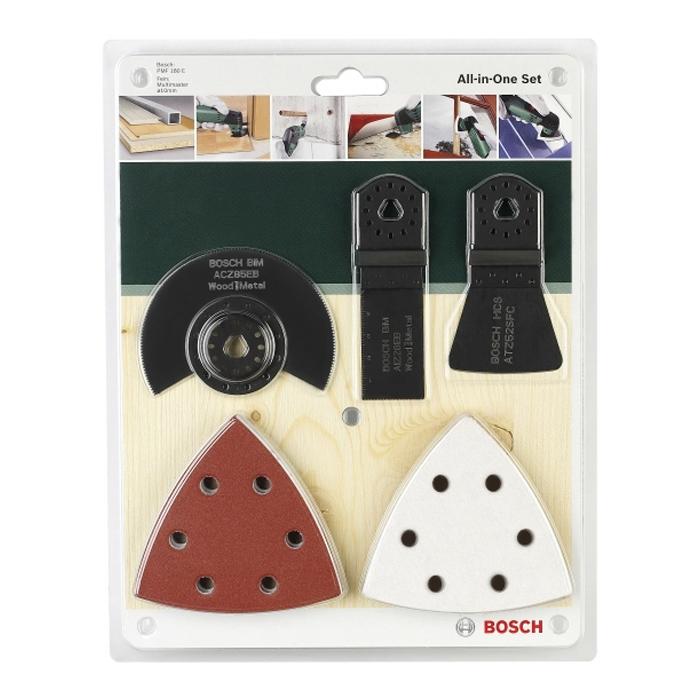 Набор пильных полотен Bosch Starlock 2609256977