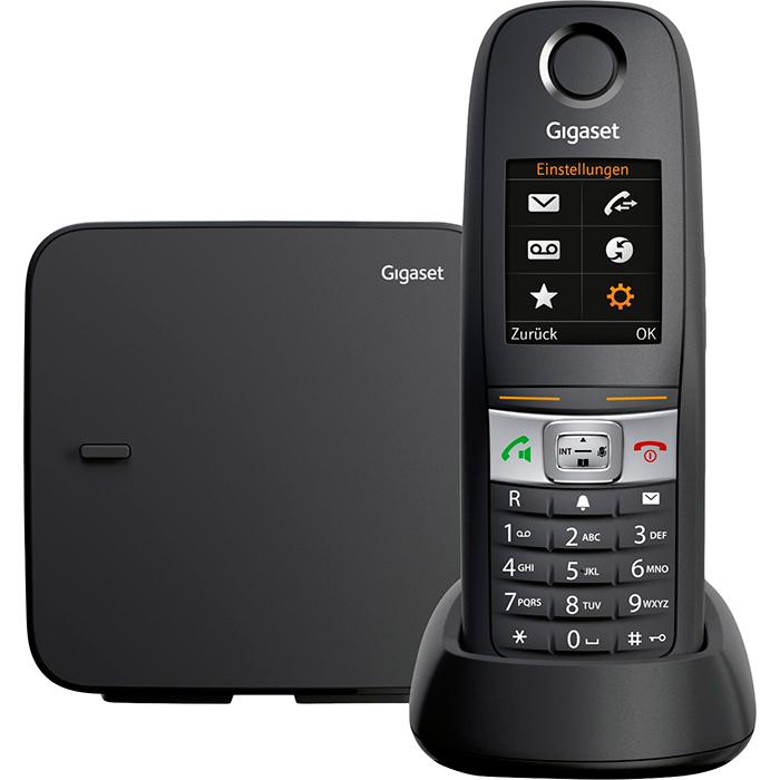 Телефон Dect Gigaset E630A black