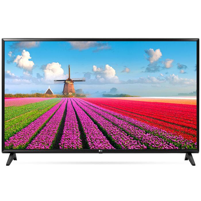 Телевизор ЖК 49″ LG 49LJ594V черный