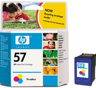Картридж HP C6657AE №57 Color