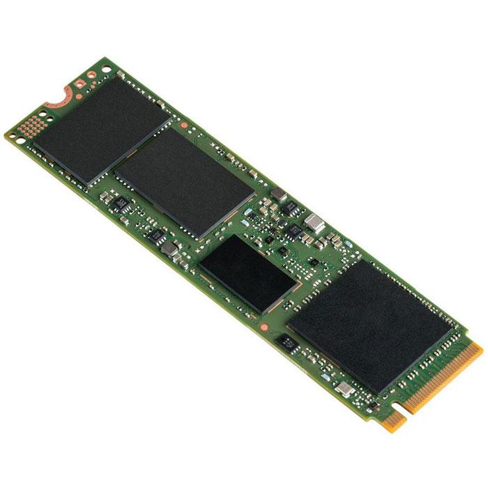 Накопитель SSD M.2 PCIe NVMe 3.0 x4 1024Гб Intel 600p-Series [SSDPEKKW010T7X1]