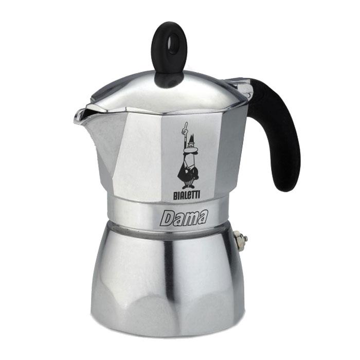 Гейзерная кофеварка Bialetti Dama 6 порций 2153