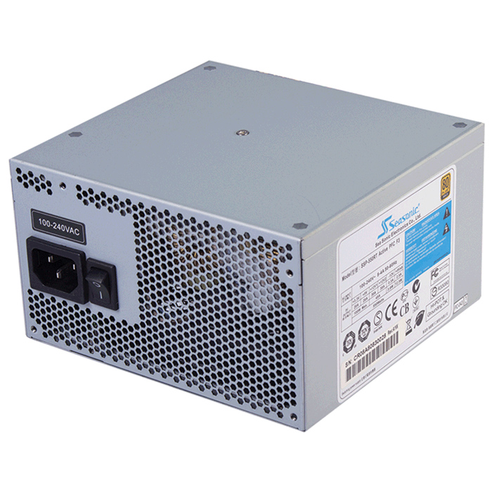 Блок питания SeaSonic SSP-750RT 750W