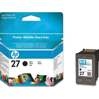 Картридж HP C8727AE №27 Black