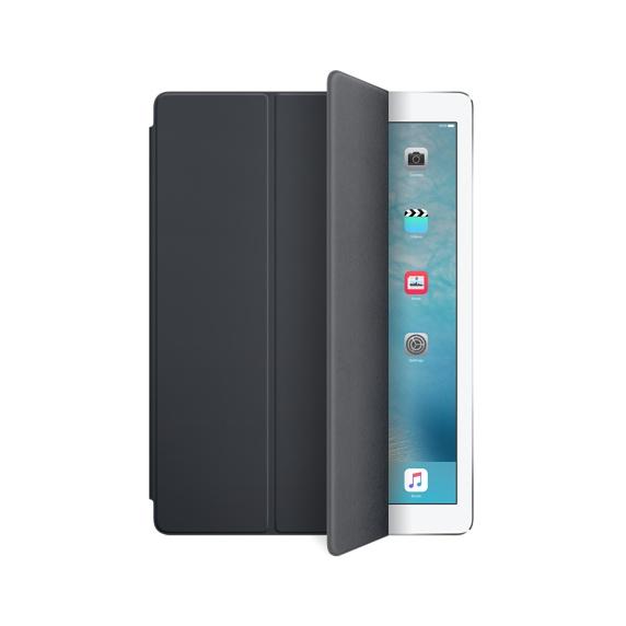 Чехол для iPad Pro 12.9 Apple Smart Cover Black MK0L2ZM/A