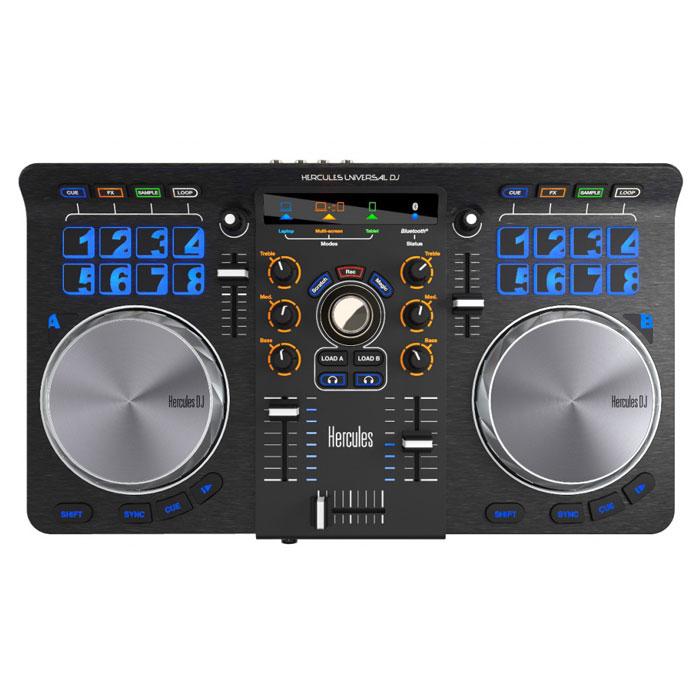 Диджейский пульт Hercules Universal DJ