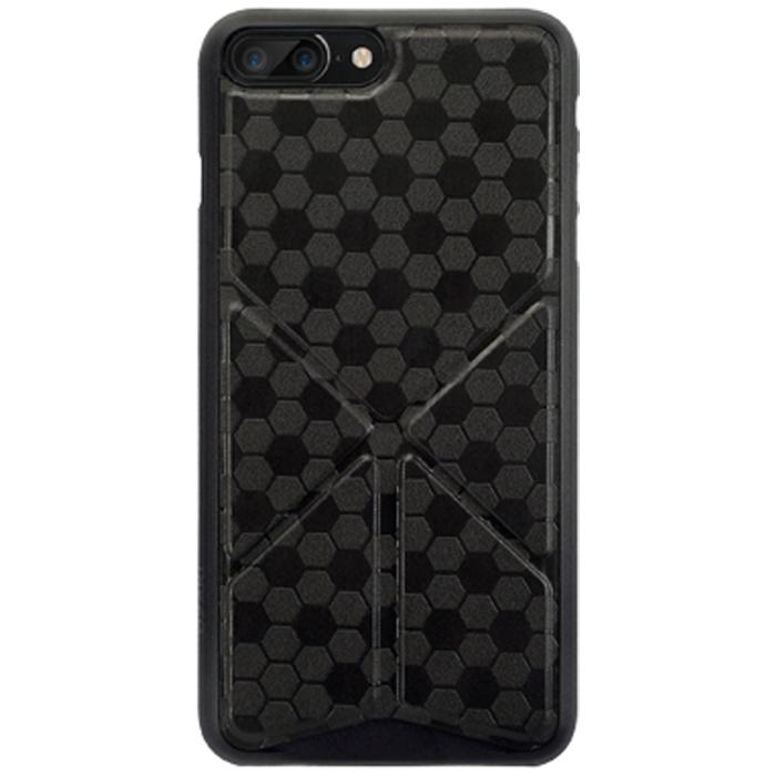 Чехол Ozaki O!coat 0.3 Totem Versatile для iPhone 7 Plus, черный