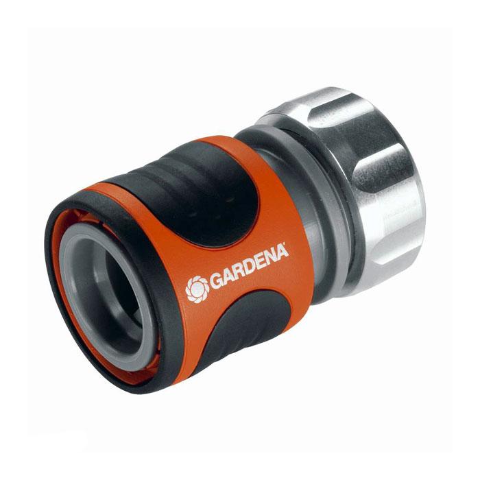 Коннектор с автостопом GARDENA Premium 1/2″ 08168-20.000.00