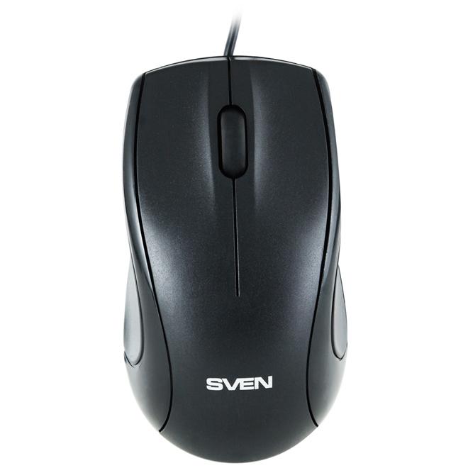 Мышь SVEN RX-150 USB+PS/2 оптическая, проводная