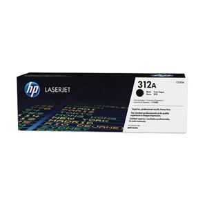 Картридж HP CF380A №312A Black