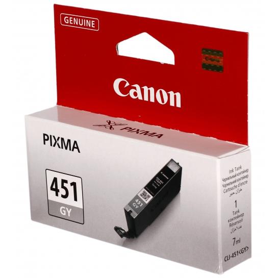 Картридж Canon CLI-451GY Gray