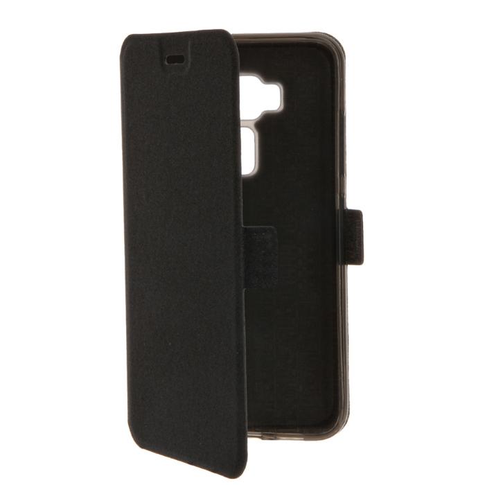 Чехол PRIME book case для Asus ZenFone 3 ZE520KL черный
