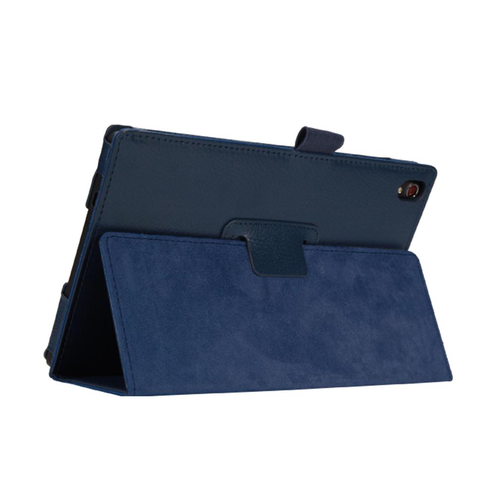 Чехол для Lenovo IdeaTab 2 A8-50, IT BAGGAGE, эко кожа, синий