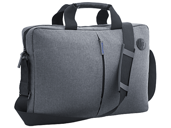 Сумка для ноутбука 17.3″ HP Value Top Load, серый, нейлоновая