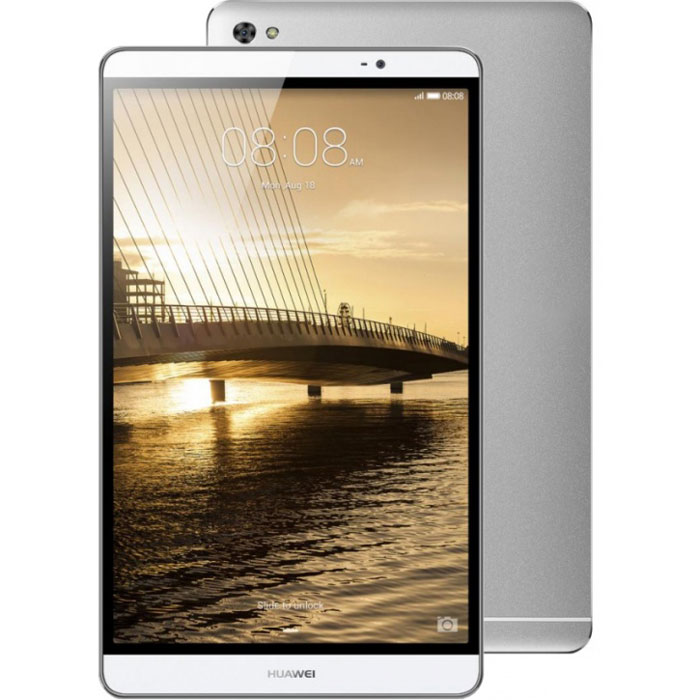Планшет Huawei MediaPad M2 16Gb 8.0 LTE silver