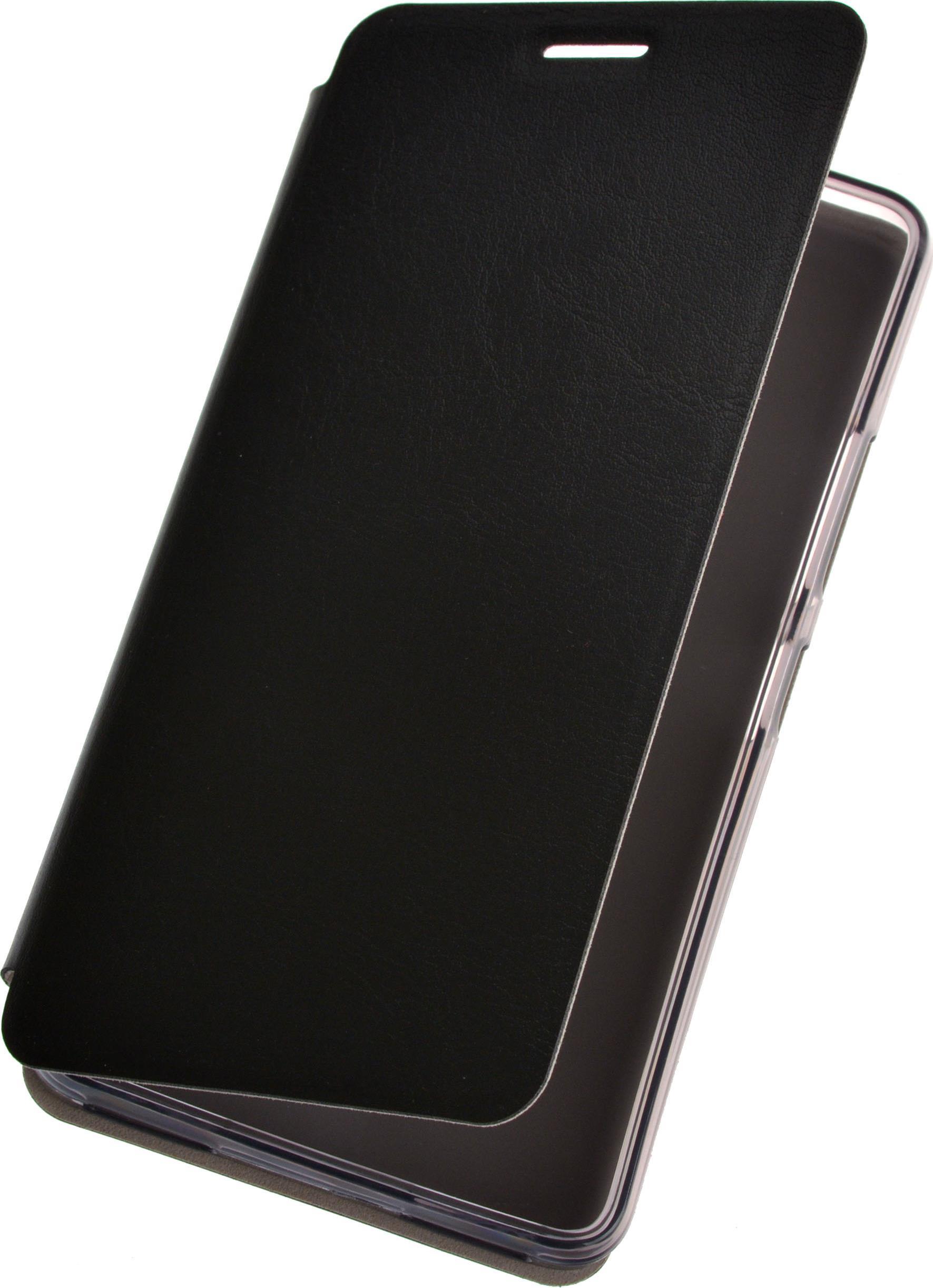 Чехол Skinbox Lux для Lenovo Vibe P1 mini P1MA40, черный