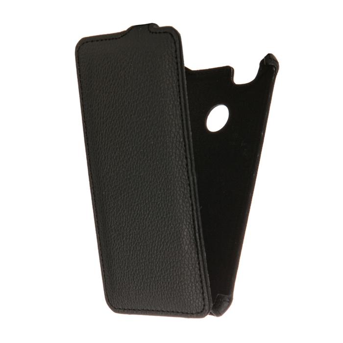 Чехол Gecko Flip-case для Huawei Nova черный