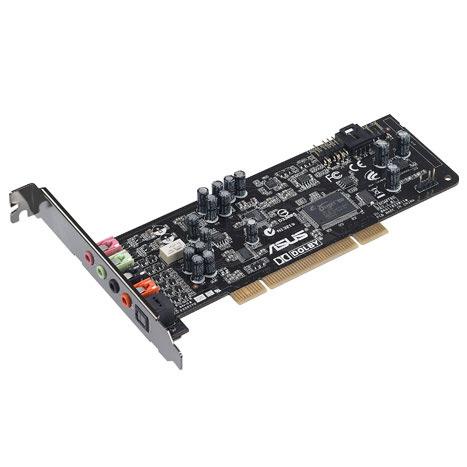 Звуковая карта PCI ASUS Xonar ( Xonar_DG ) OEM/Bulk