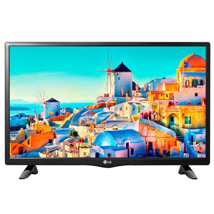 Телевизор ЖК 22′ LG 22LH450V черный