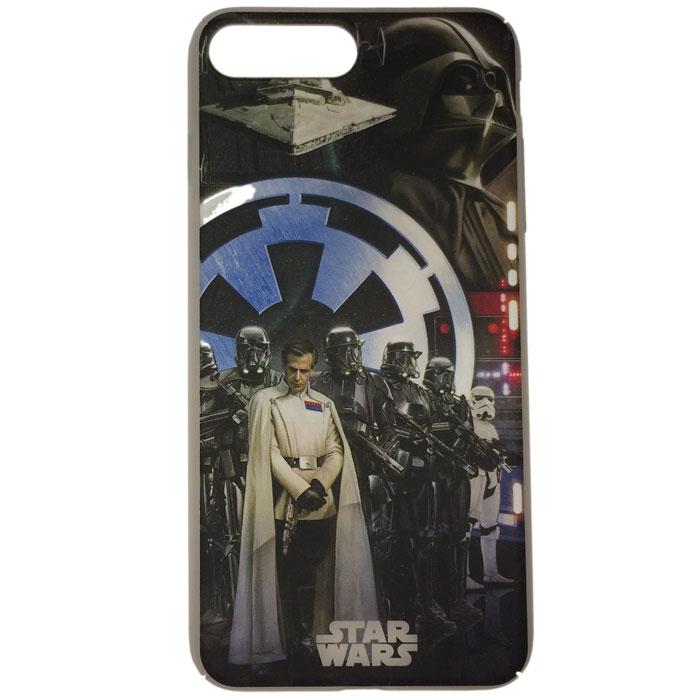 Чехол Deppa Art Case с пленкой для iPhone 7 Plus, Star Wars, Изгой, Империя