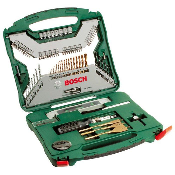 Набор принадлежностей Bosch X-Line 100 2607019330