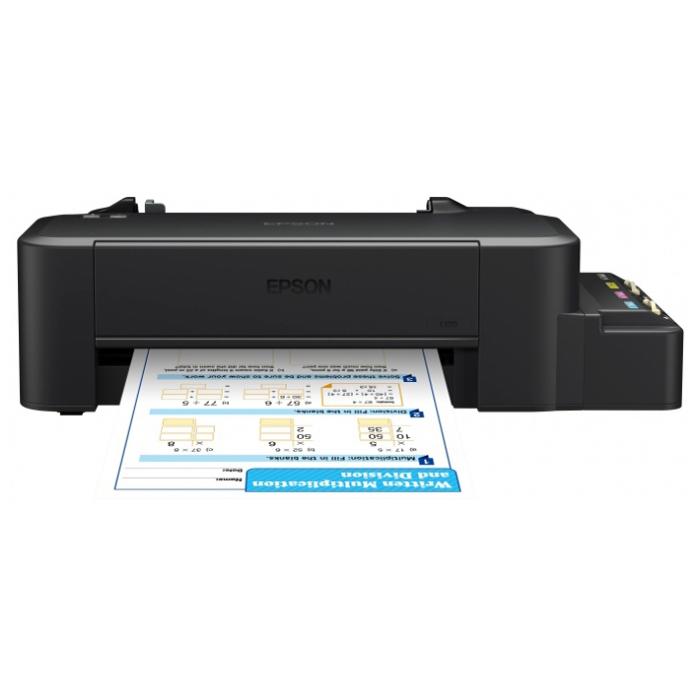Принтер Epson L120 струйный с Снпч