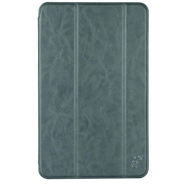 Чехол для Samsung Galaxy Tab E 9.6 SM-T561SM-T560 G-Case Executive, металлик