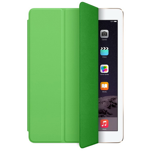 Чехол для iPad 9.7/Air/Air 2 Apple Smart Cover Green MGXL2ZM/A