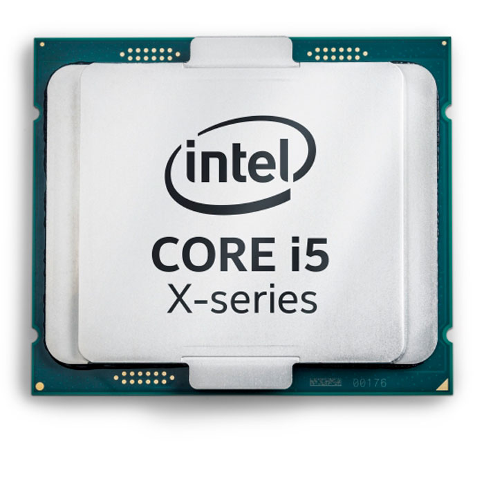 Процессор LGA 2066 Intel Core i5 7640X 4.0 GHz, 6Мб, (CM8064801548435) Oem