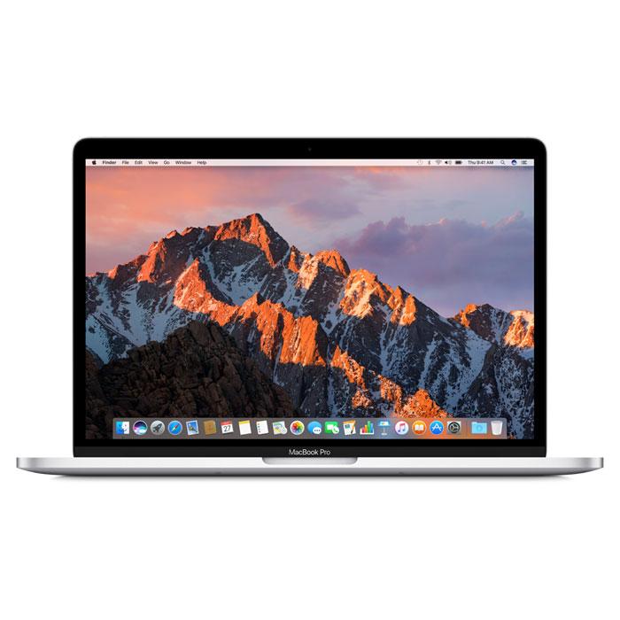 Ноутбук 13.3″ Apple MacBook Pro Core i5 2.9ГГц, 8Гб, 512Гб, Intel Iris Graphics 550, MacOS (MNQG2RU/A) Retina Silver