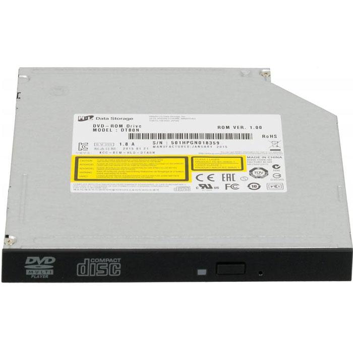 Оптический привод DVD-ROM черный LG DTB0N