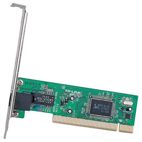 Сетевая карта TP-Link TF-3239DL PCI, 10/100Mbps