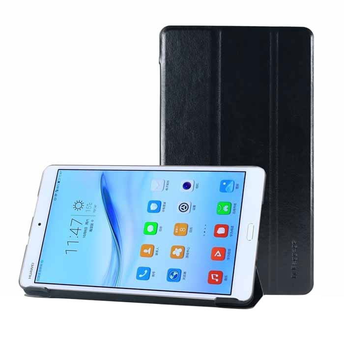 Чехол IT BAGGAGE ультратонкий для Huawei MediaPad M3 8.4 черный